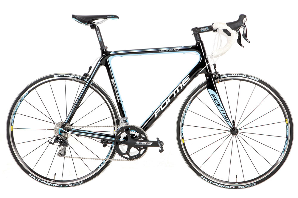 Forme Axe Edge 1.0 road bike review