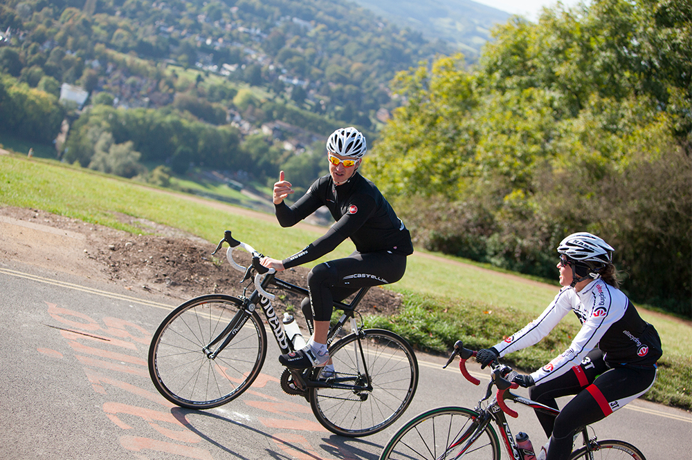 Cycling Weekly Box Hill sportive 2014