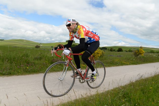 Retro bike sportive