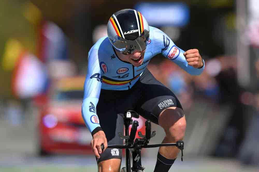 Rising star Remco Evenepoel Im not the next Eddy Merckx