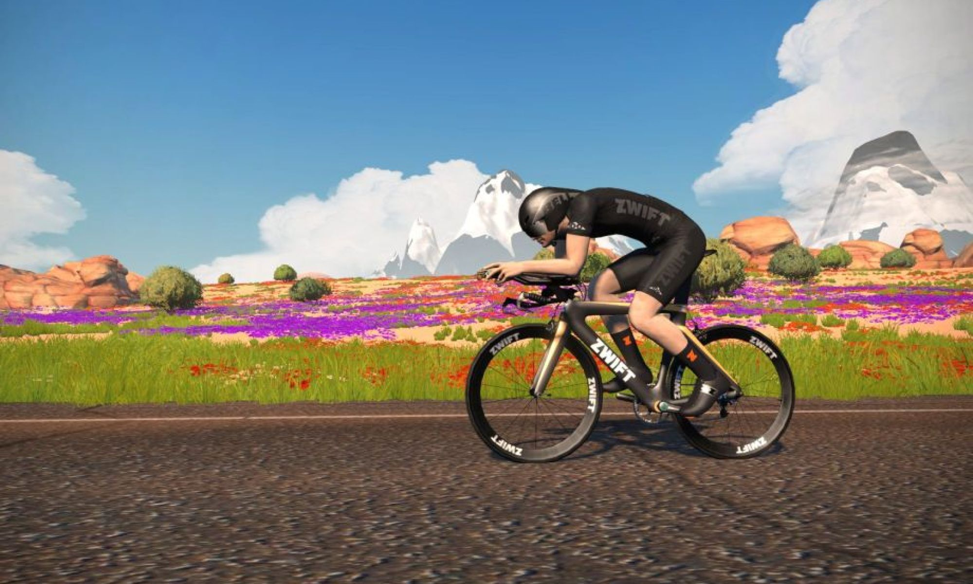 Enter the Cycling Weekly club ten on Zwift