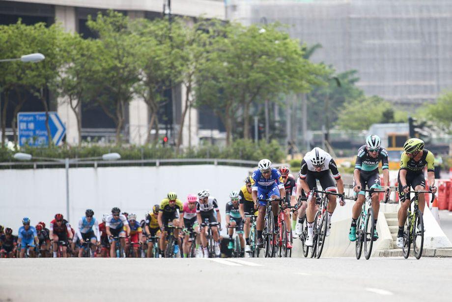 Hammer Hong Kong cancelled due to riots - Cycling Weekly