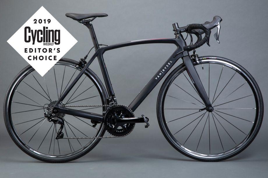 van rysel ultra cf review cycling weekly