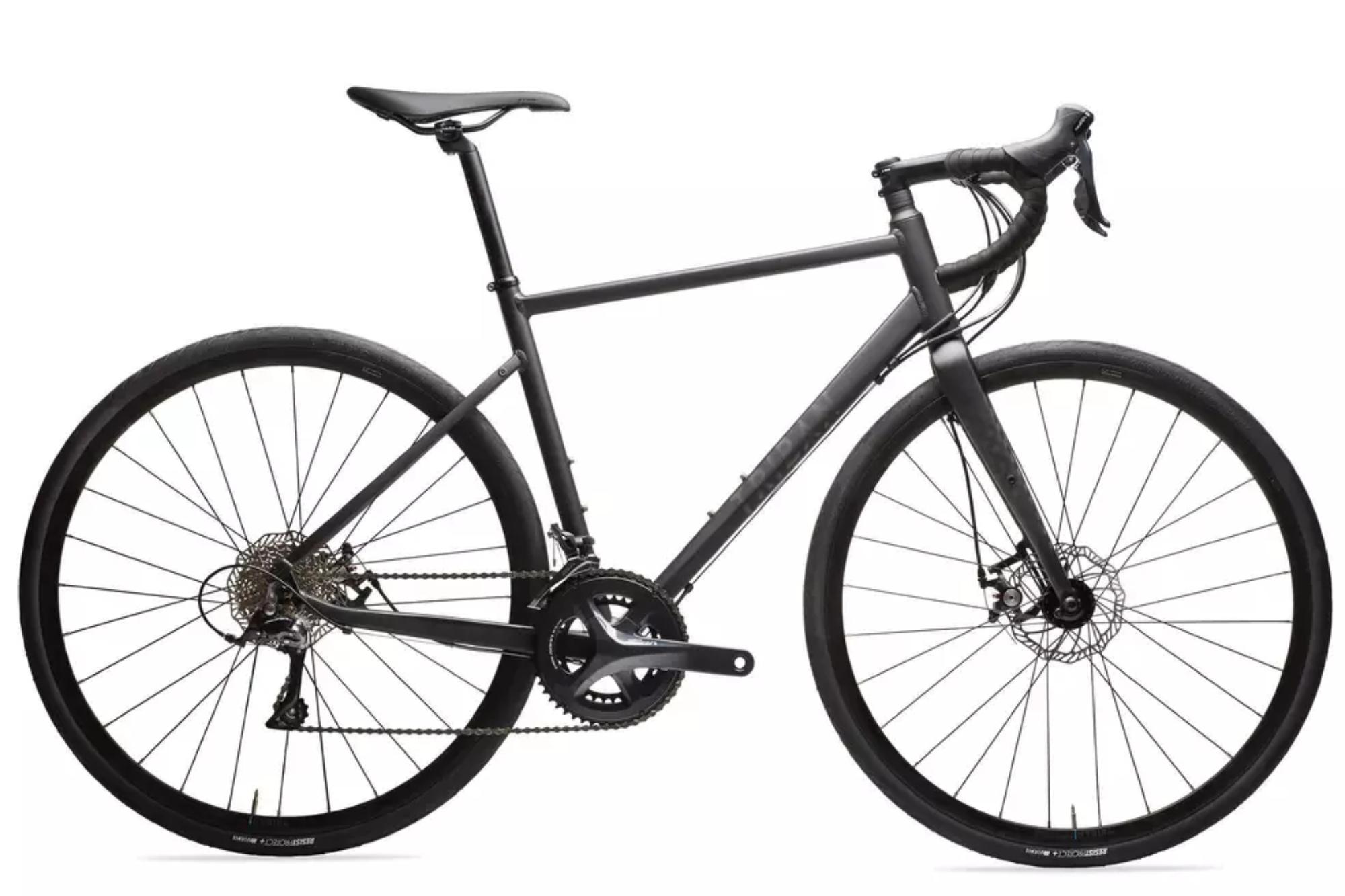 triban and van rysel bikes