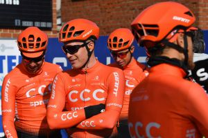 CCC Team let riders search for new contracts as still no sponsor found