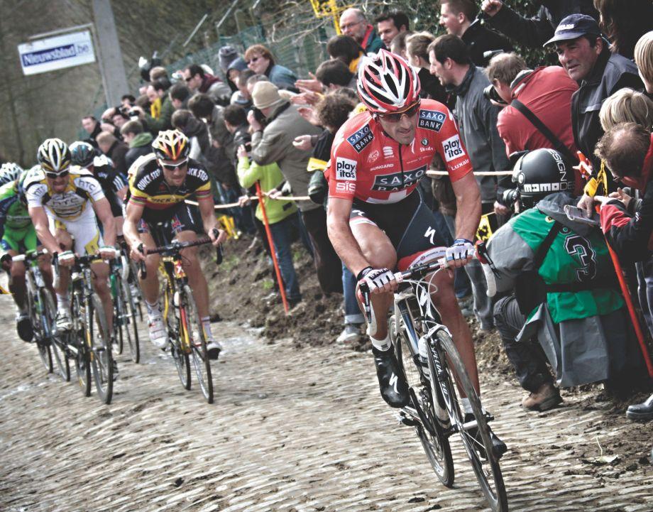 Taking their breath away: Remembering Fabian Cancellara's best year