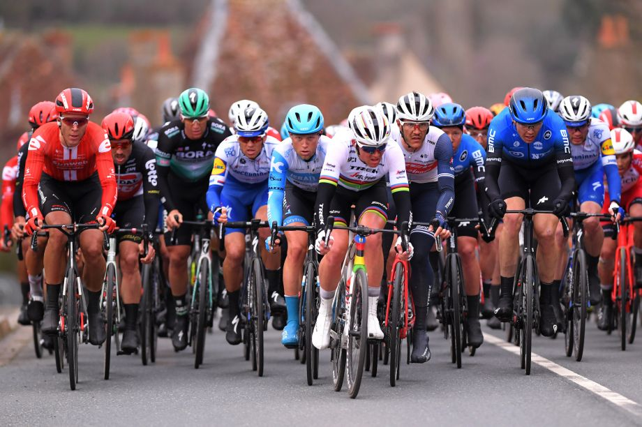 The first WorldTour stage race back will take place without fans or media