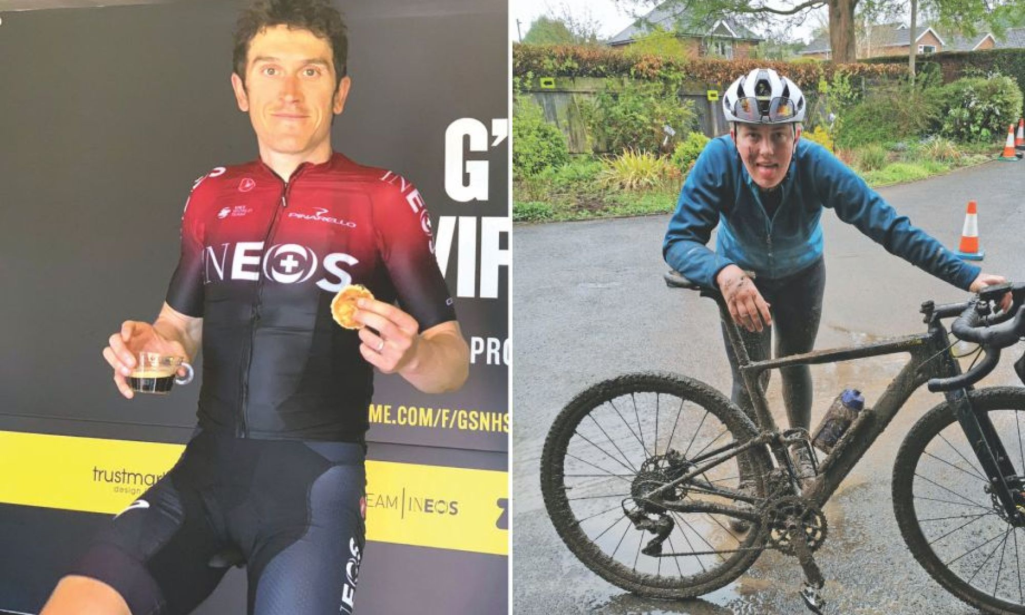 'It's more important than cycling': Nine cycling heroes of coronavirus lockdown