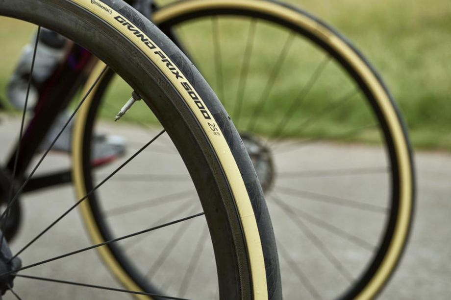 Continental release special edition tan wall GP5000