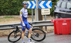 Tour de France diary: After the storm comes the calm, and a pair of yellow shorts