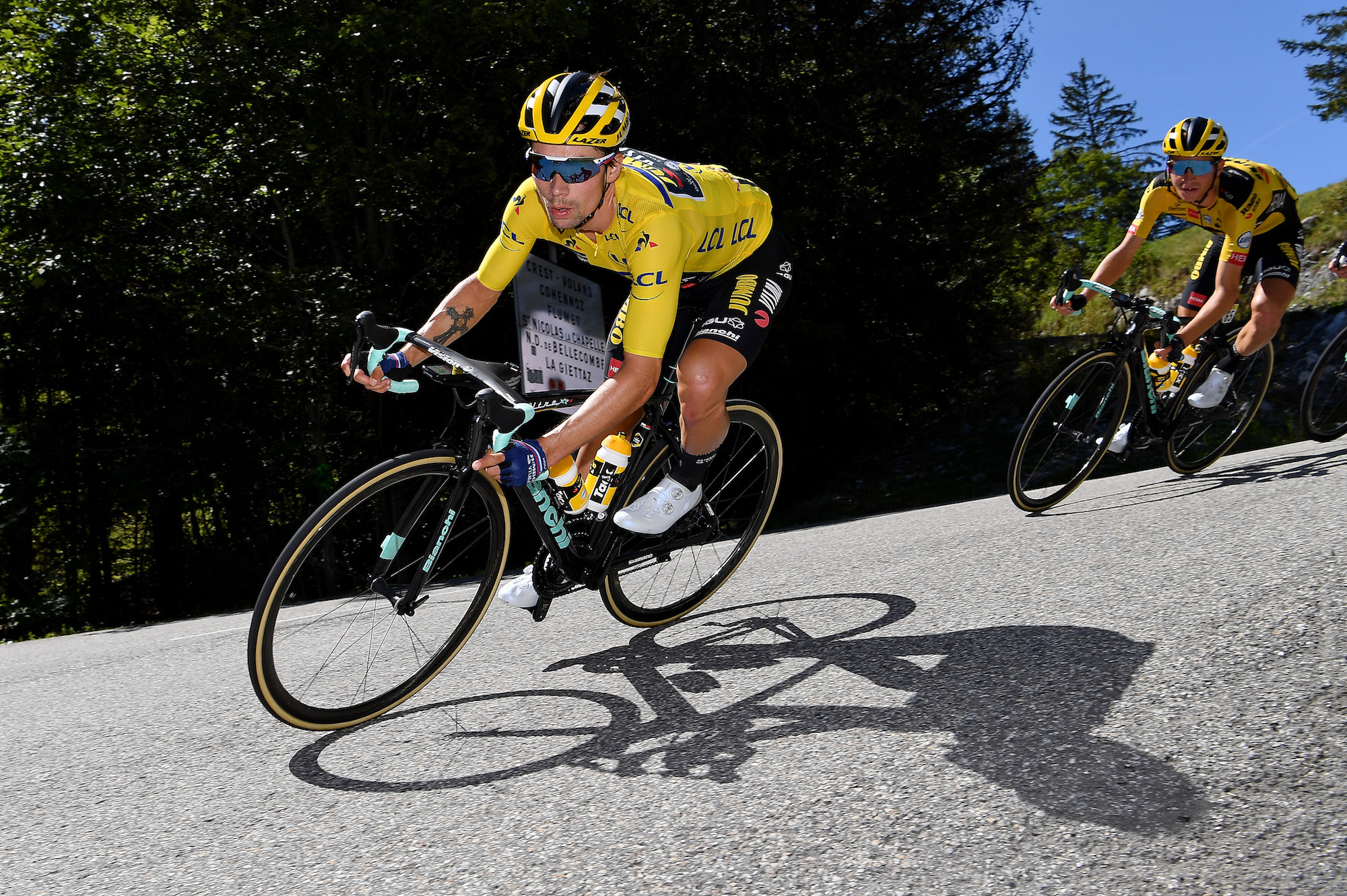 https www cyclingweekly com news racing primoz roglic confirms he will start the tour de france after recovering from crash 464772
