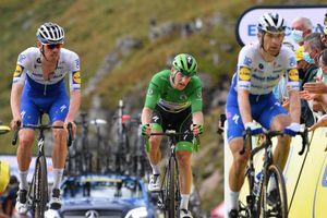 Deceuninck - Quick-Step confident Sam Bennett will make it to Paris at Tour de France