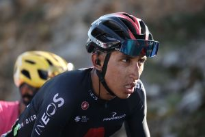 <div>Egan Bernal 'has no regrets, I tried my best' on failure to defend Tour de France title</div>