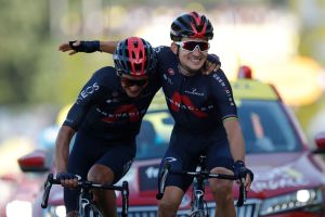 Michał Kwiatkowksi wins first ever Grand Tour stage on Tour de France 2020 stage 18