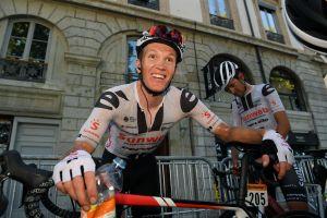 <div>A silent finish and fluffed lines won't spoil Søren Kragh Andersen's Tour de France stage win</div>