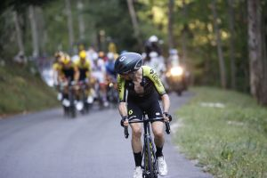 <div>Adam Yates won't die trying for a Tour de France stage win, as podium chances increase</div>