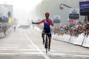 <div>'Nobody pointed to me as a probable winner': Remembering Alberto Bettiol's Tour of Flanders heist</div>