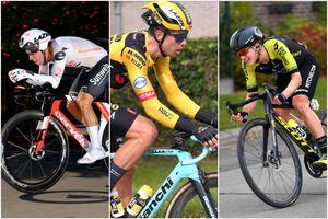 WorldTour team bikes update: Mitchelton-Scott, Jumbo-Visma and Sunweb all swap machines