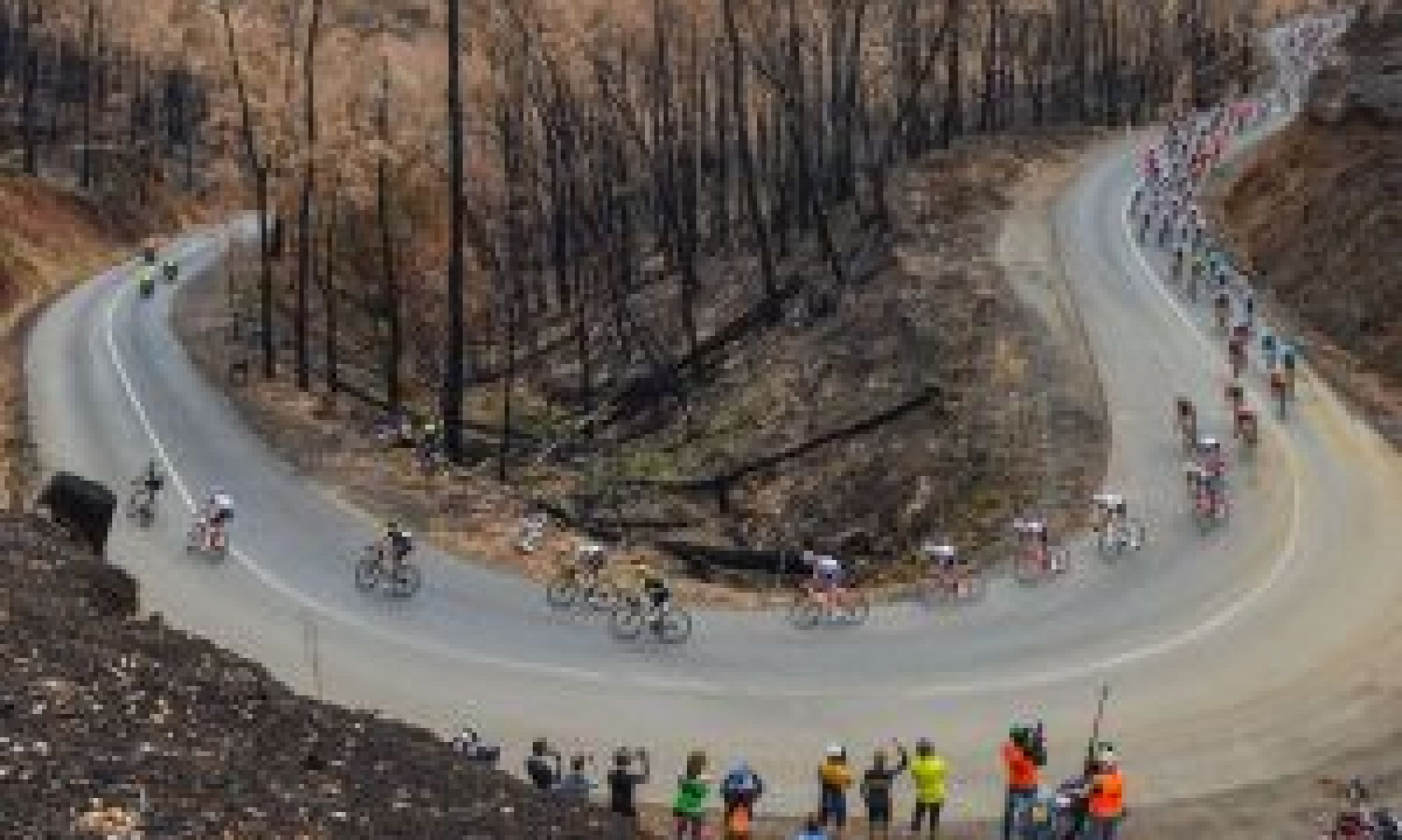 Tour Down Under teeters on edge of cancellation due to Covid-19