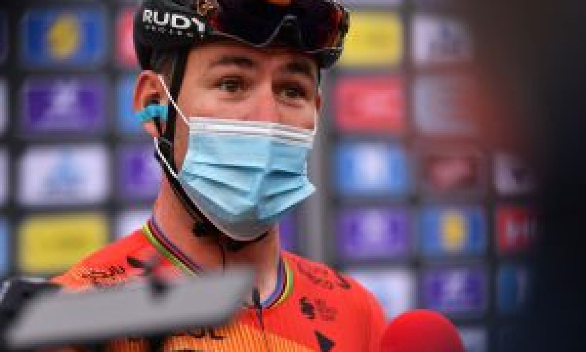Mark Cavendish says rumours of race cancellations caused the tears at Gent-Wevelgem