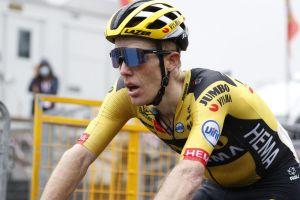 Steven Kruijswijk pulls out of Giro d'Italia after testing positive for coronavirus