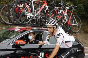 Giro d'Italia 2020: Michael Matthews withdraws from race after coronavirus diagnosis