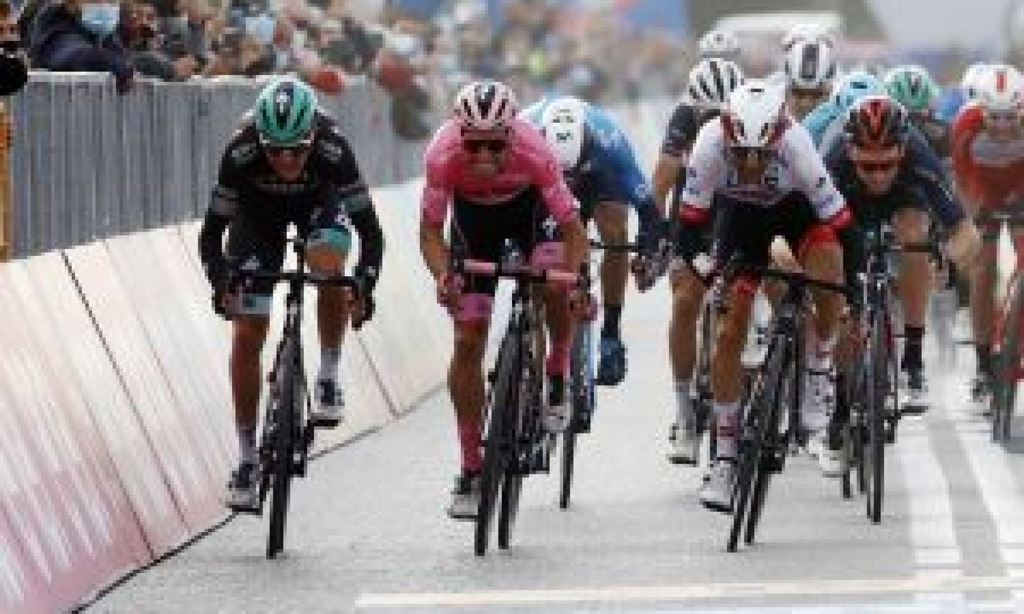 Five talking points from stage 13 of the Giro d'Italia 2020