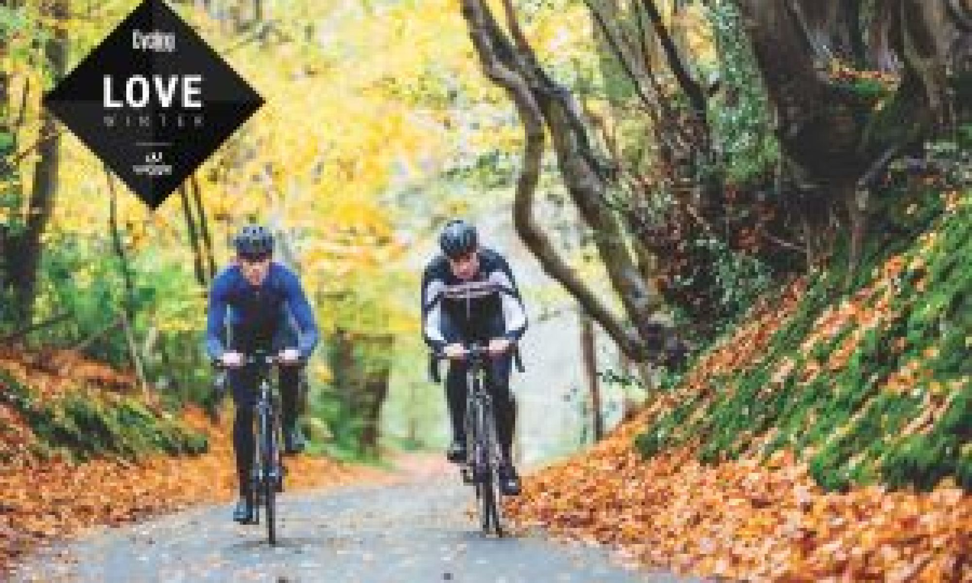Winter kit checklist: what you need to keep riding