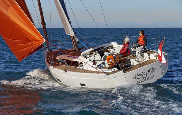 Sunbeam 401 Review Yachting Monthly