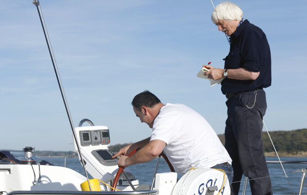 Pass your Yachtmaster