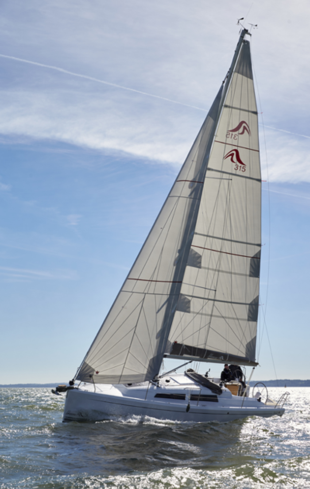 Hanse 315 Review Yachting Monthly