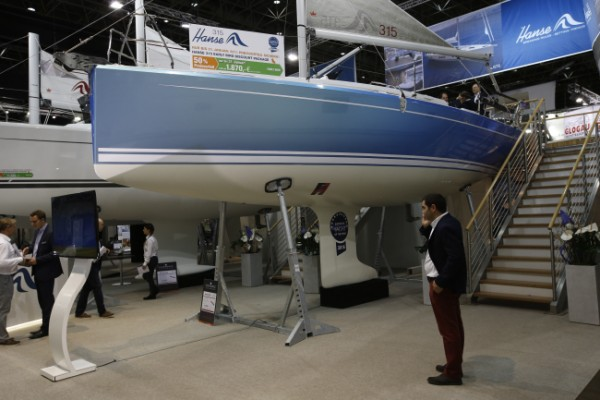 Hanse 315 Yachting Monthly