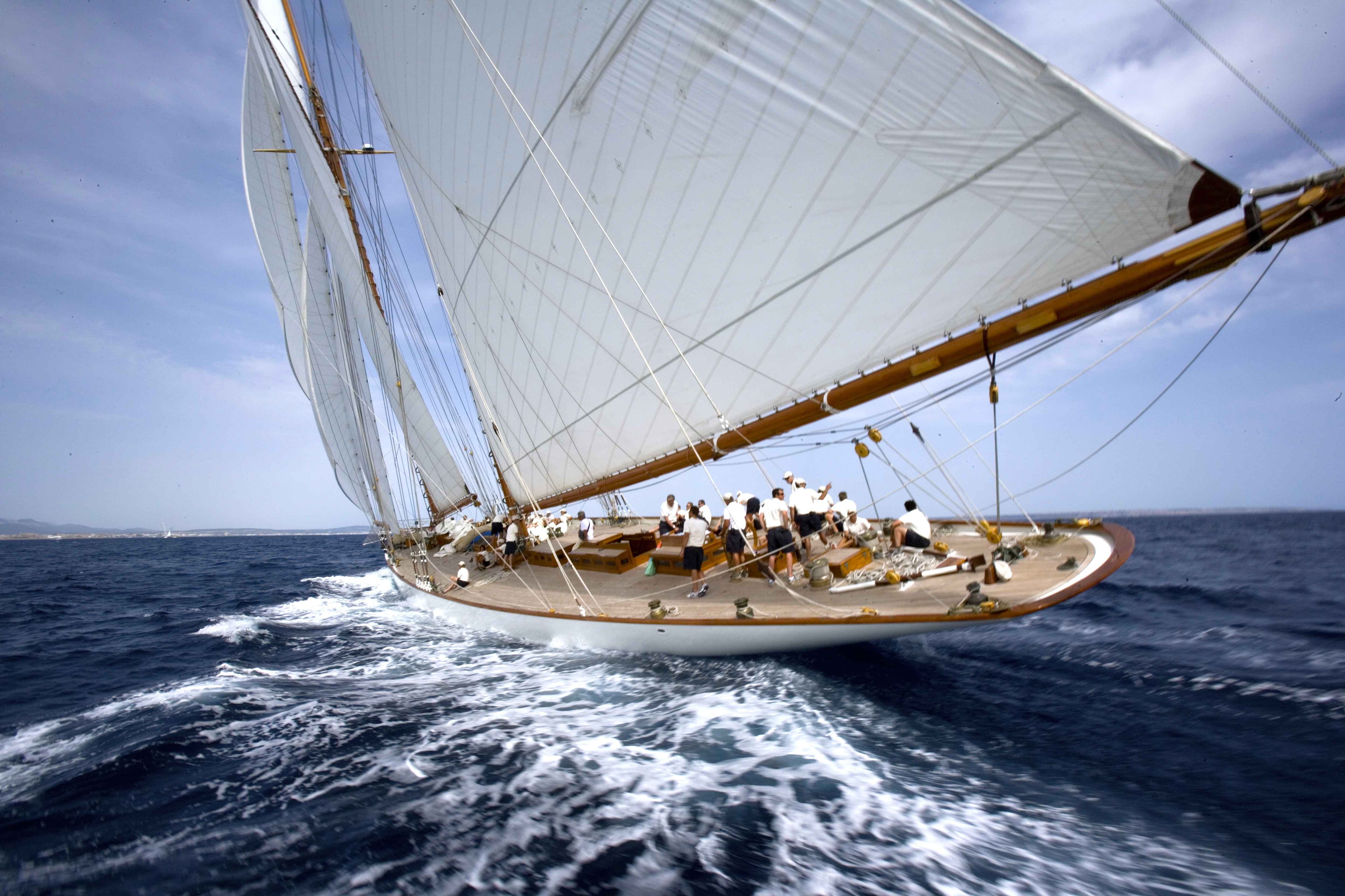 Classics Confirmed For Westward Cup Yachting World