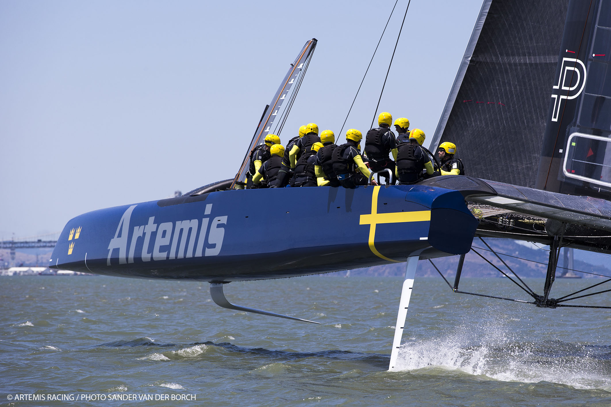 Americas Cup Great Artemis Video Yachting World