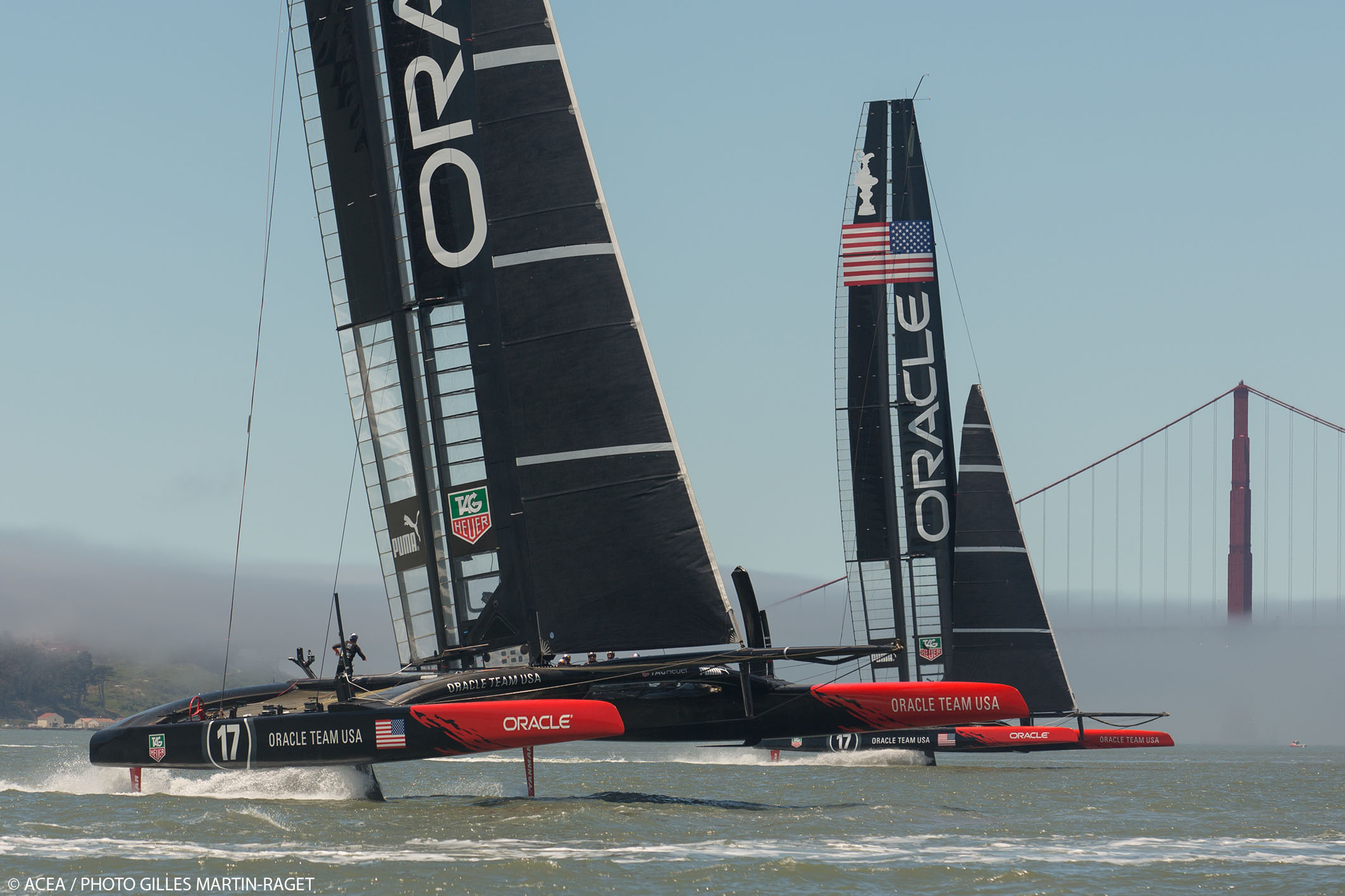 Americas Cup Oracle Racing Guilty Yachting World