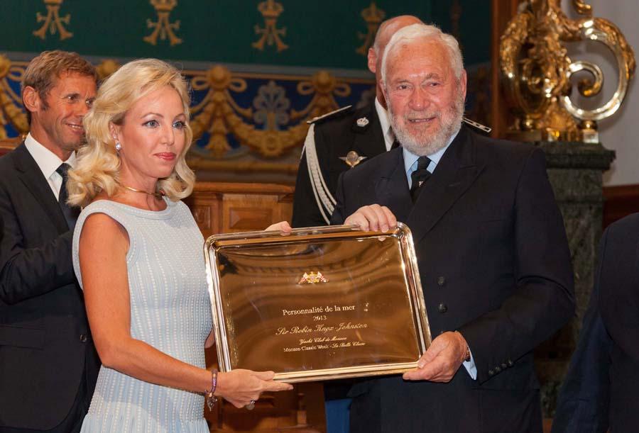 Sir Robin Knox Johnston Honoured During Monaco Classic Week Yachting World