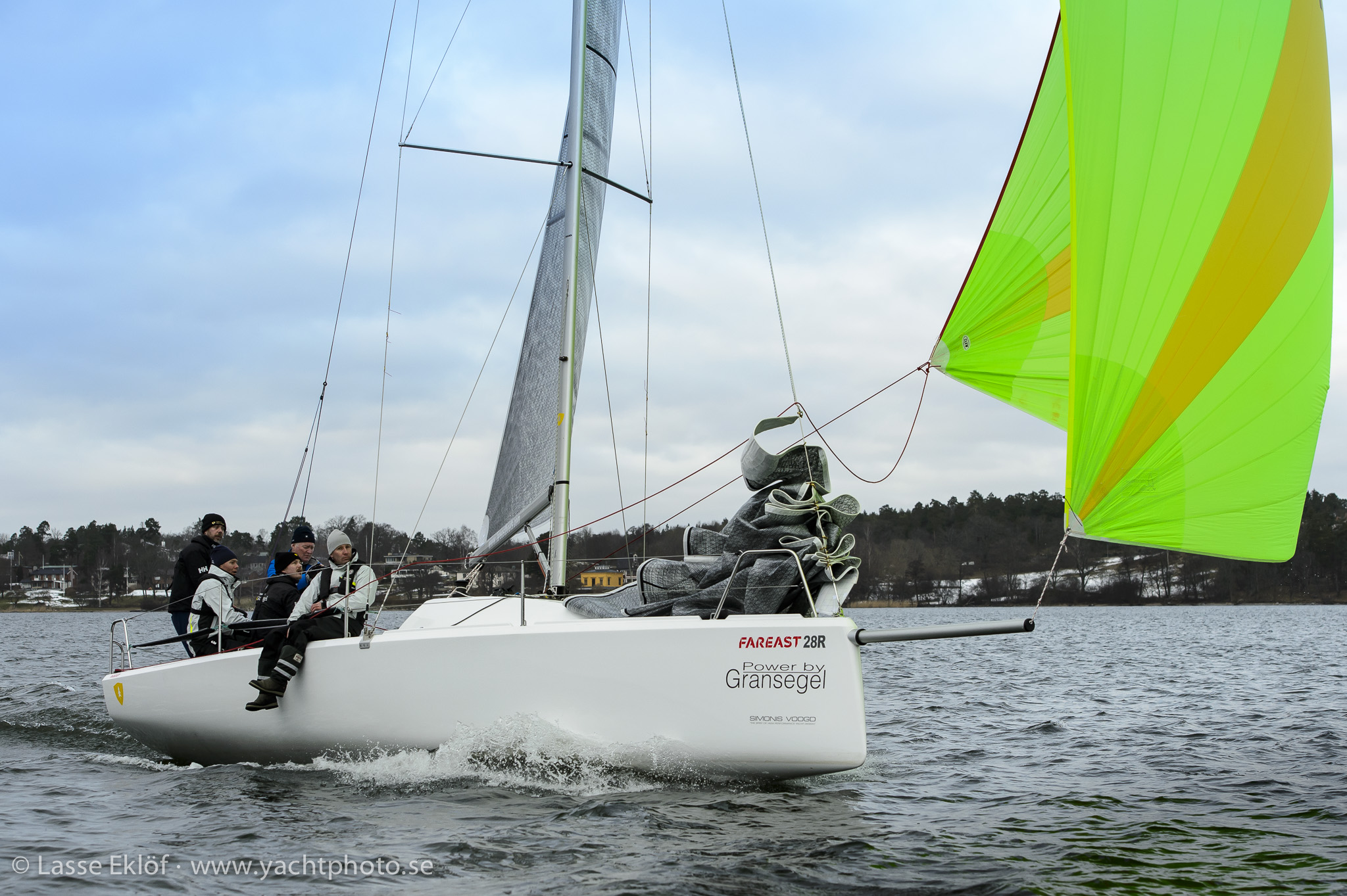 Video The FarEast 28R Pocket Rocket On Test A 28ft