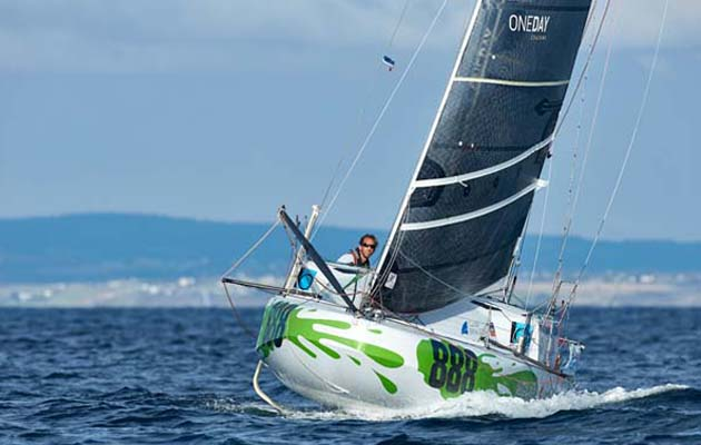 Eight Cube Mini Transat Boat With Foils Yachting World