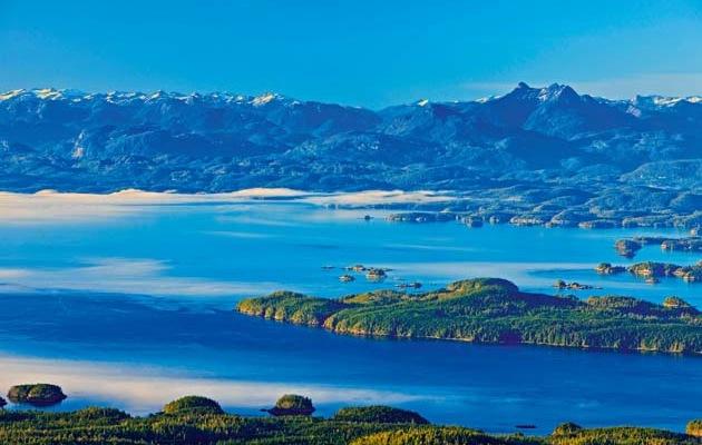 Cruising The Broughton Islands Of Canada Yachting World