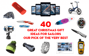 40 Christmas gift ideas for sailors