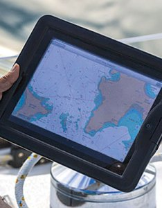 Iboating is surprisingly versatile but was the least expensive on test  and it showed also ipad navigation apps tested yachting world rh yachtingworld
