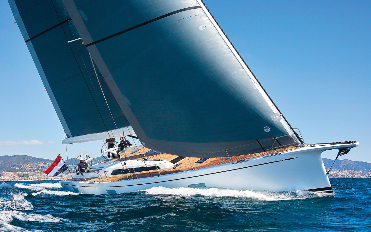 hight resolution of yachting world