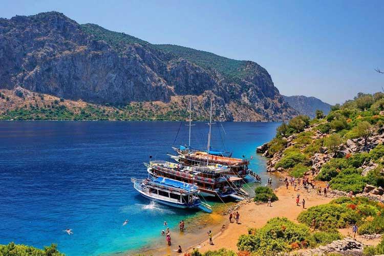 Autumn Beach Holidays Marmaris Antalya And Fethiye Turkey