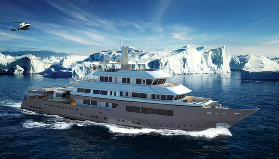 Five Great Explorer Superyachts For Extreme Cruising