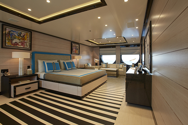 First Look Inside Amels Madame Kate SuperYacht World