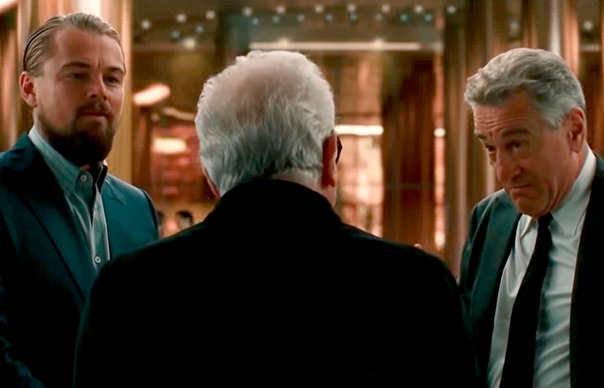 Leonardo DiCaprio, Martin Scorsese, Robert De Niro | The Audition