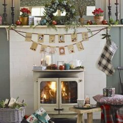 Pictures Of Living Room Decorated For Christmas How To Clean Your Fast Country Designs The Field