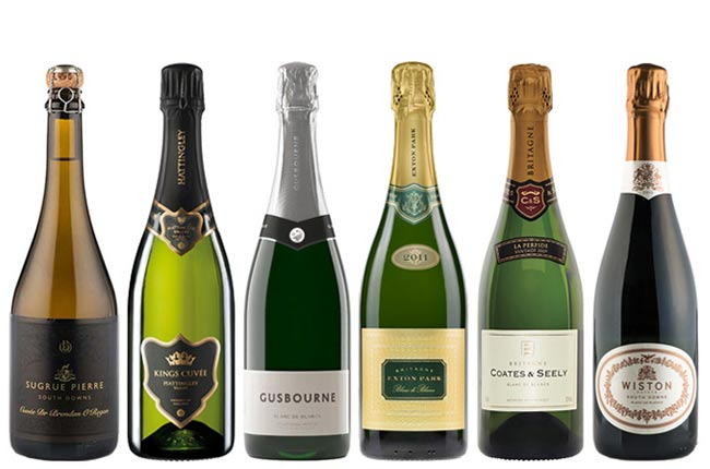 top english sparkling wine