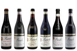 Borgogno Barolo Riserva Vertical