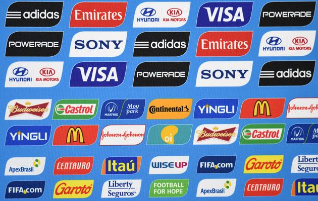 FIFA sponsors logo